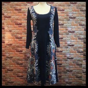 Anthropologie Maeve Eira Sweater Dress